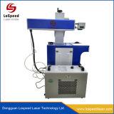 30W волокна лазерный впечатляющий машины для металлических материалов вечную