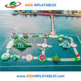 Gonflables personnalisée en usine Le parc aquatique avec piscine pour enfants ou adultes