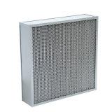 99,99%@H13 0.3um алюминиевый фильтр выходящего воздуха HEPA