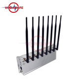 Emittente di disturbo CDMA/GSM/3G2100MHz/4glte/Wi-Fi/Bluetooth, stampo del segnale del cellulare dell'emittente di disturbo della stanza per il cellulare /Wi-Fi/Bluetooth Cellualr