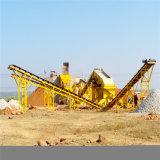 Linea di produzione portatile del frantoio per pietre della macchina dell'oro