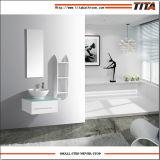 Casa de Banho Branco Brilhante armário de parede (T9016A)