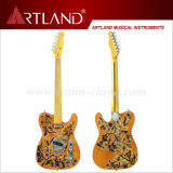 Chitarra elettrica antica (AEG006)