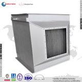 냉동 건조기 공냉열 교환기를 위한 프레온 직접 확장 열교환기 지느러미 붙은 관