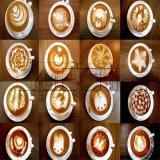 Los alimentos más populares de la impresora / taza de café máquina de impresión