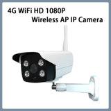 4G de segurança sem fio WiFi à prova de CCTV de vídeo 1080P Câmara IP