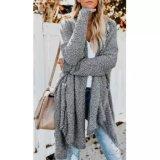 2019 vêtement de haute qualité à manchon long manteau Fleeze irrégulière Womens blazers et de manteaux