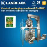 Macchina per l'imballaggio delle merci automatica del chip del popcorn/banana di microonda