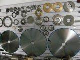El registro de gran tamaño del acero inoxidable vio las láminas para las lanas de roca del corte