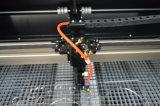 60W Non-Matalレーザーの切断及び彫版ファブリックレーザーの打抜き機
