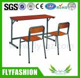 Da mesa dobro da escola de Sf-10d mobília de escola barata usada simples
