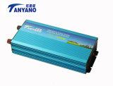 DC12V eletrônico ao inversor puro real da onda de seno de AC220V 1000W com soquete universal
