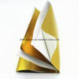 Reflectante de oro de la pantalla térmica de la barrera de calor con el adhesivo