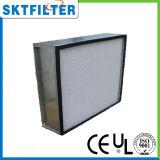 Фильтр сепаратора HEPA стекла волокна
