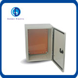 직류 전기를 통한 강철 보통 강철 페인트 Gmei 내부 문 강철판 금속 상자