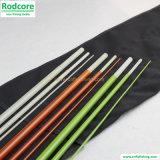 Neues farbiges Fiberglas-Fliegen-Rod-Leerzeichen