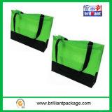 Sacchetto di Tote durevole non tessuto di alta qualità pp, sacchetto di acquisto