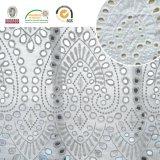 Heiß-Verkauf Stickerei-Baumwollgewebe höhlen heraus klassischen Mischentwurf 186 aus