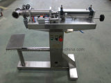 Semi автоматическая малая жидкость бутылки/тип машина пола головок затира одиночный завалки