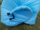 De Opblaasbare Lucht Laybag, de Slaapzakken van de ontmoetingsplaats van de Lucht Openlucht (S22)