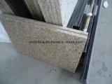 Roestig Gele/Nevelige Geel/Chiva Beige Opgepoetst/Gevlamd/Geslepen Graniet Plak voor Tegel/Countertop/de Bovenkant/Worktop van de Ijdelheid