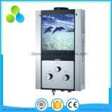 Chauffe-eau &Instant économiseur d'énergie, chauffe-eau de gaz de panneau de solides solubles
