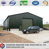 Construction préfabriquée de structure métallique de poids léger