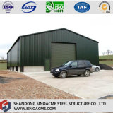 Prefabricated 경량 강철 구조물 건물