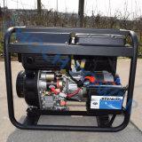 5kVA/6kVA는 유형 홈에 의하여 사용된 디젤 엔진 발전기를 연다