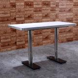 Американский стиль 50s обеденный стол в ресторане оптовой (SP-CT833)