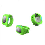 Bluetooth Anti--Verlor GPS+Lbs Verfolger-Kind-Uhr mit PAS