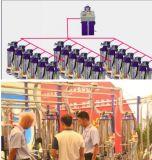Пластичная центральная транспортируя система нагрузки