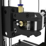 Drucker-Selbstmontage-Metallrahmen Prusa I3 Installationssatz ABS-Winkel- des Leistungshebelsheizfaden 1.75mm des Ecubmaker Schreibtisch-DIY 3D
