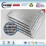 Material de isolação de alumínio da folha da bolha da barreira térmica