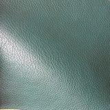 Van het litchi het Synthetische Pu Leer van de Korrel voor Rugzak hw-922 van de Handtassen van Schoenen