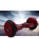 Scooter électrique à équilibrage automatique Carte de survol de 10 pouces Carte de roulement 2 roues
