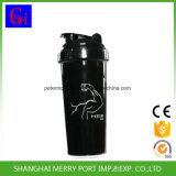 Plastic Vrije EiwitSchudbeker BPA met 9 Kleuren, 700ml 25 Oz Aangepast Embleem