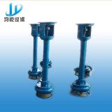 Type centrifuge vertical petite pompe de sable de gravier à vendre