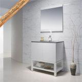 Governo di stanza da bagno grigio di rifinitura di vanità della stanza da bagno del doppio dispersore Fed-1207