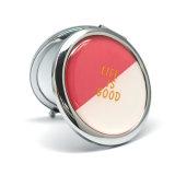 Specchio d'argento rotondo di qualità superiore all'ingrosso Cm-1212 della casella del metallo