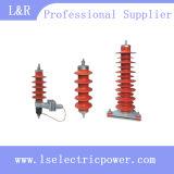 Varistor de óxido de zinc de la serie de alto rendimiento para el recuperador de relámpagos de kv 66-220D5-1g