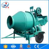Misturador 2017 concreto autoflutuante elétrico de China Jzc500 com bomba