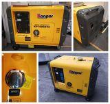Генератор воздуха Kp9500dgfn 7.5kw холодный тепловозный молчком электрический портативный