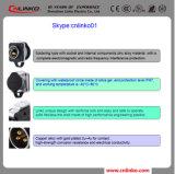 Merk 5pin van Cnlinko de Stop en de Contactdoos van de Toepassing van de Macht van de ElektroSchakelaar IP65 voor Openlucht LEIDENE Vertoning