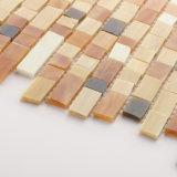 Поставщиков Backsplash строительного материала цвета природы мозаика плитки Multi стеклянная
