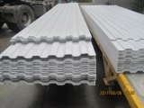 Polyester renforcé de fibre de verre (PRF) Feuille de toiture en carton ondulé, le Carton Ondulé