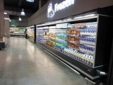 Supermercado Multideck Produce Display Open Refrigerator / Cooler / Chiller