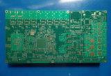통제 산업 기계 PCB 널에 있는 BGA에 2.0mm 14layer