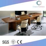 Mesa de conferência de móveis de madeira