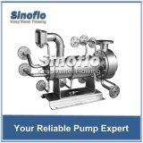 pompa inscatolata a temperatura elevata diraffreddamento del motore della Non-guarnizione